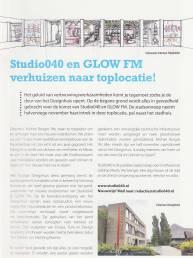 artikel Licht op Eindhoven Studio040